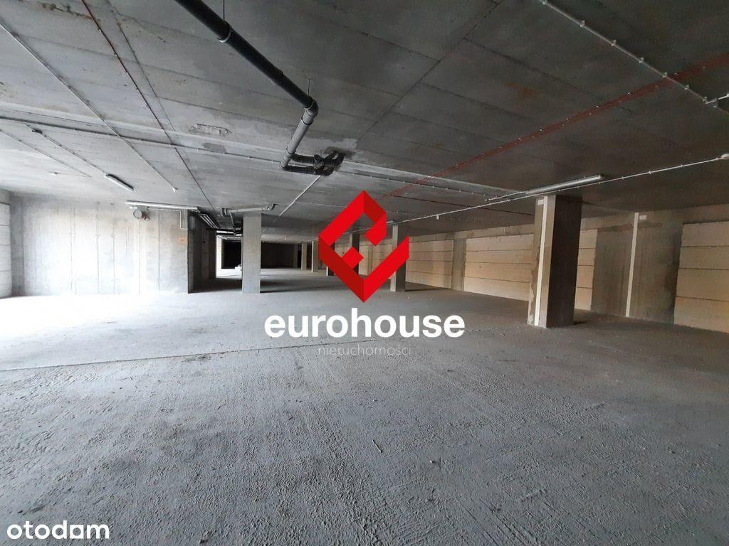 Lokal 700 m2 handlowo-usługowy na Ursynowie
