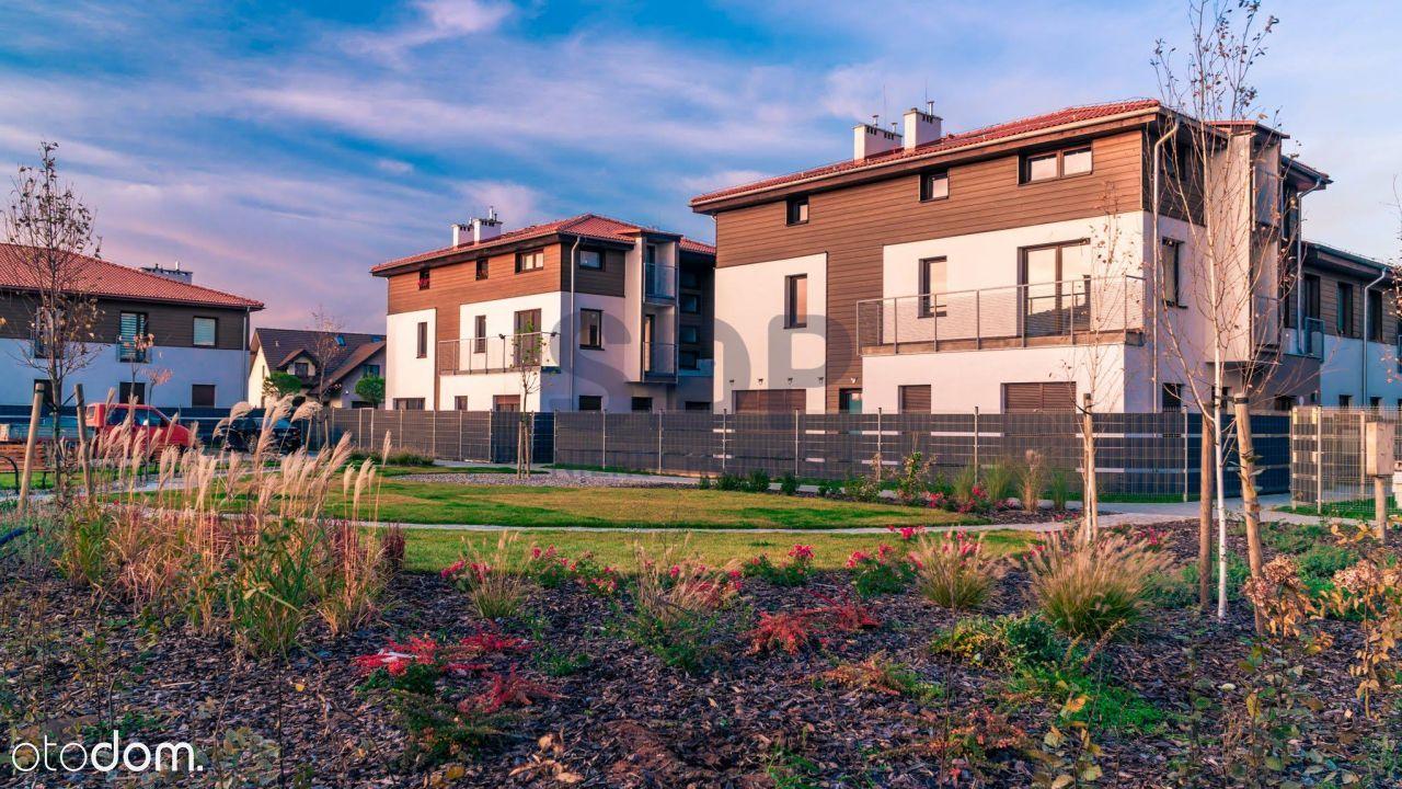 Ostatnie mieszkanie z ogrodem 152m2 /3 pok