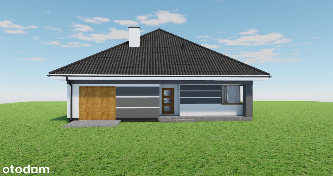 Nowy dom wolnostojący Brwilno /za Winiarami