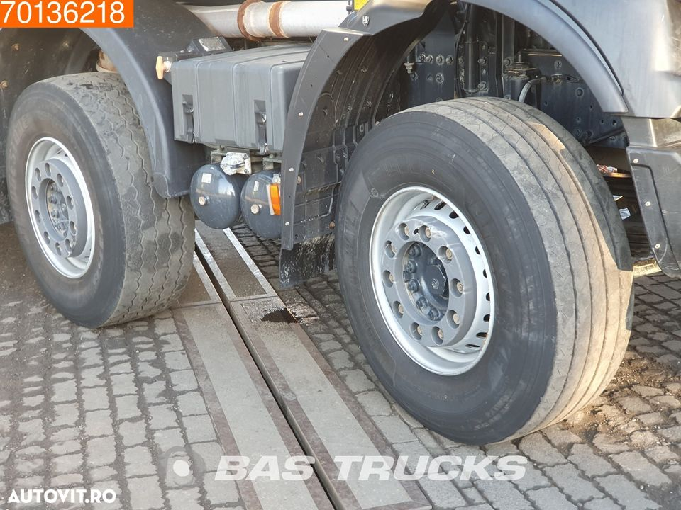 Iveco Trakker HI-Land AD340T45 8X4 Big-Axle Steelsuspension 3-Seiten Euro 6 - 10