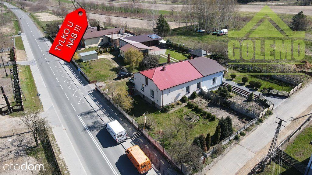 Dom 120m2 w miejscowości Dąbrowa Zielona