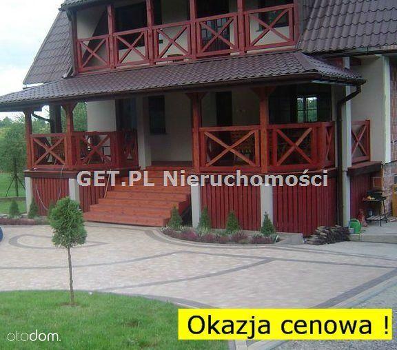Piękny dom z tarasem ok Wieliczki