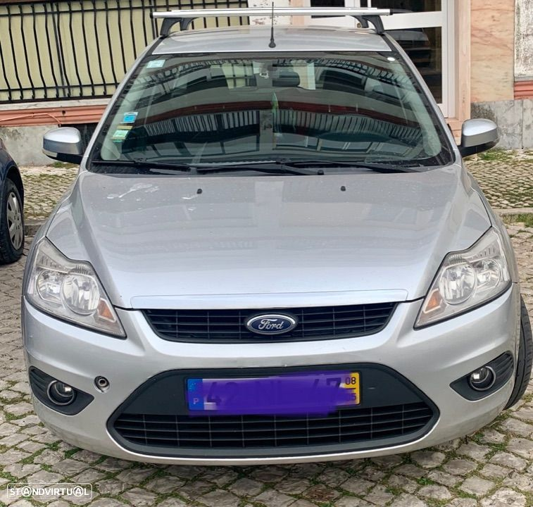 Ford Focus SW 1.6 TDCi Trend - 2