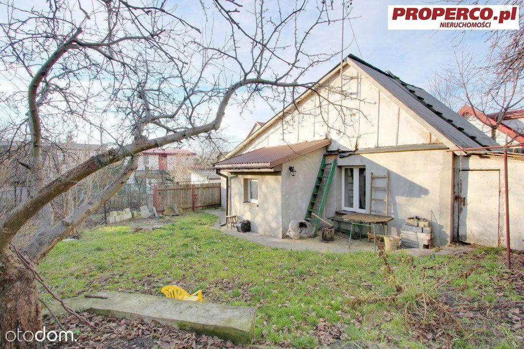 Dom parterowy 40 m2, Pakosz