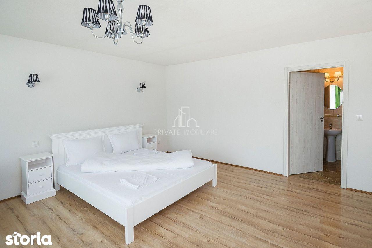 Casa Lux De Vânzare,  In Corunca, Mures, 400 Mp, 1000 Mp Teren
