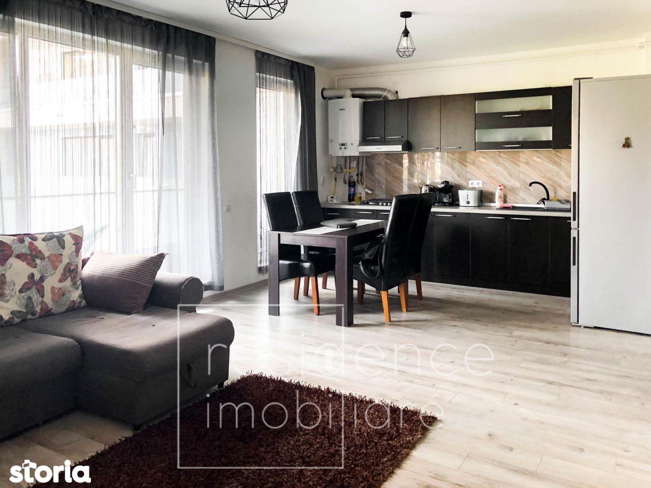 Apartament 3 camere in imobil nou,Andrei Muresanu,zona Sigma+Garaj