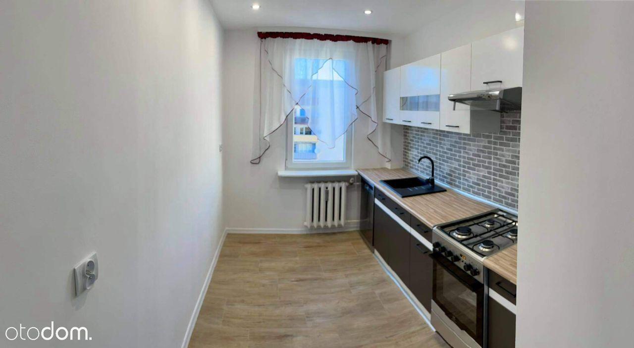 Mieszkanie 46.4 m2 bez pośredników, wyremontowane