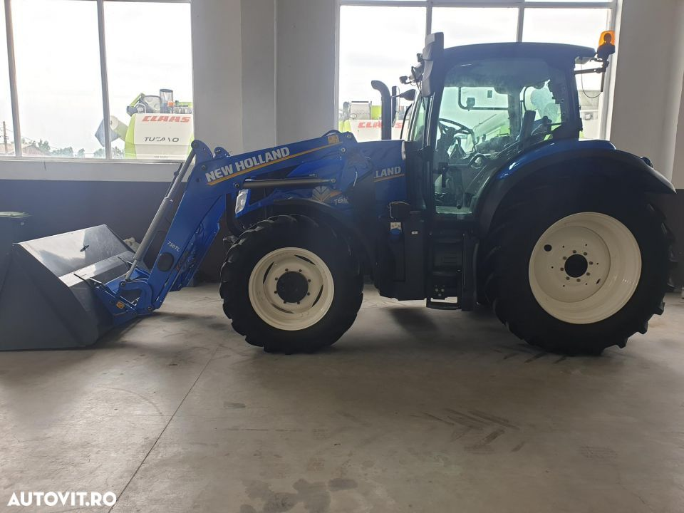 New Holland T6.125 - 11