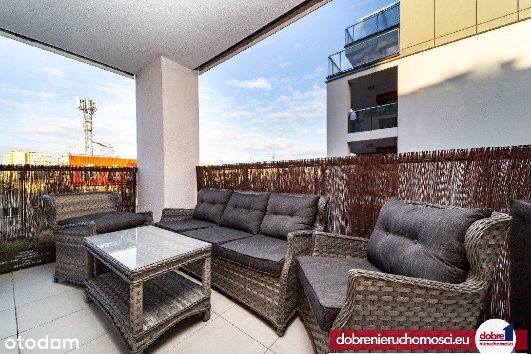 Komfortowy Apartament z 2 tarasami Bartodzieje !