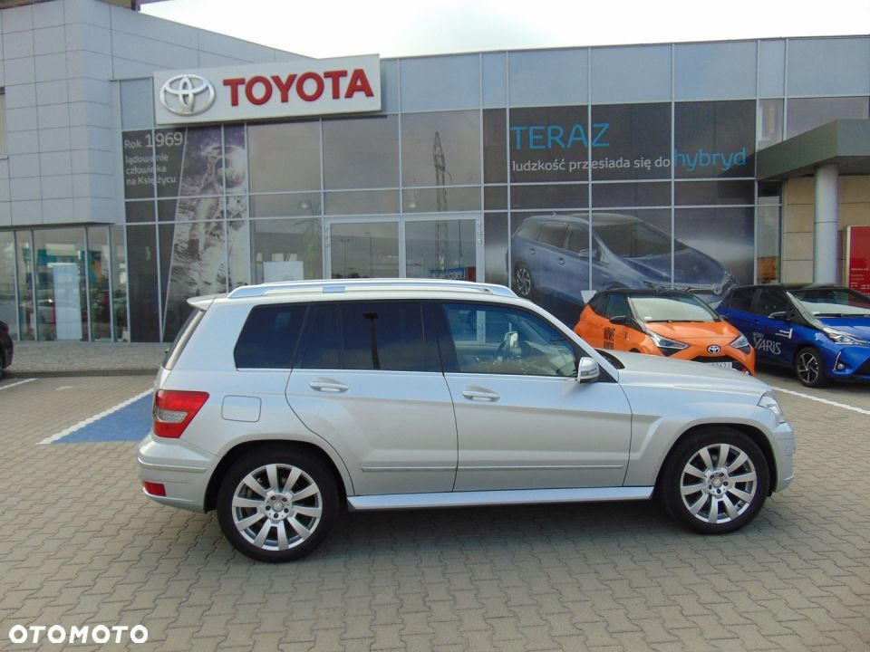 Mercedes-Benz GLK 350 CDI 4-Matic - 1