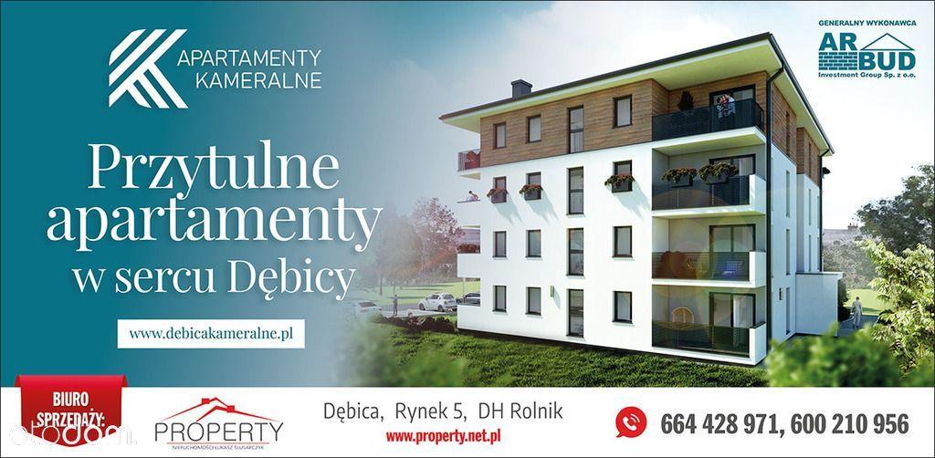 Mieszkanie, 64 m2, Cmentarna, Kameralne, Dębica