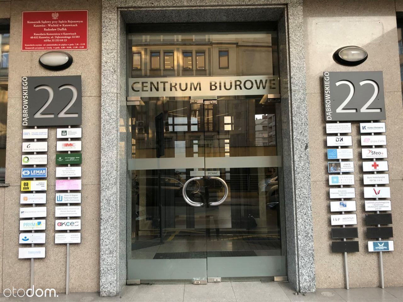 Gotowiec inwestycyjny! Lokal biurowy 19m2, centrum