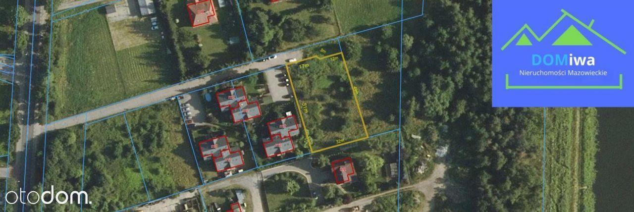 Działka budowlana, 1596 m², Białołęka, Szamocin