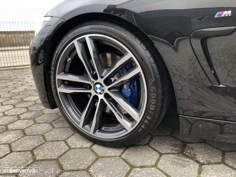 BMW 420 d PACK M Performance 2016 - 44