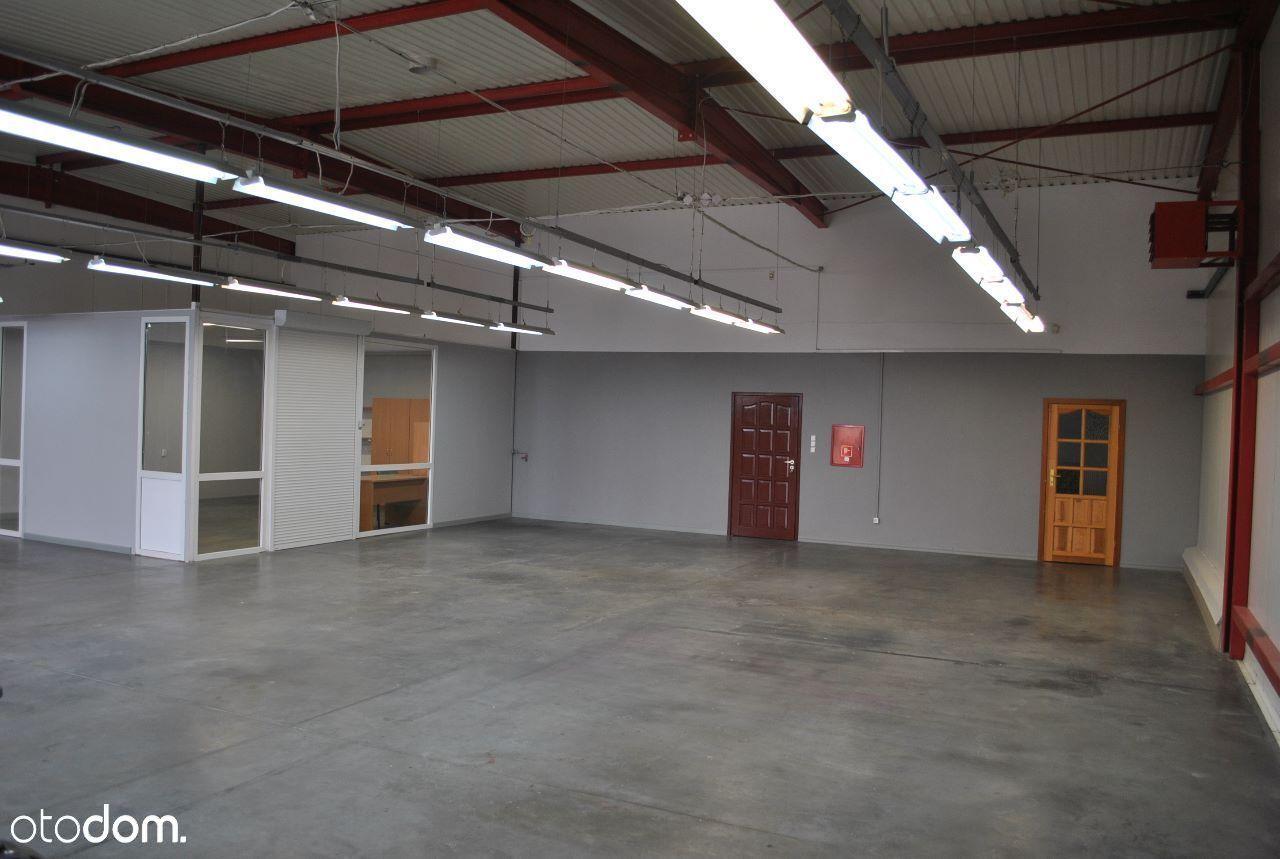 Do wynajęcia hala magazynowo - produkcyjna 260 m2