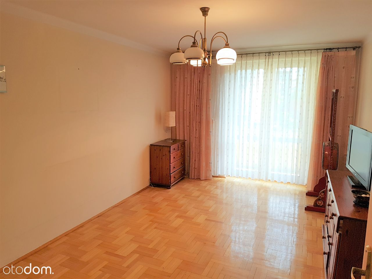 I piętro, ul. Dąbkowskiego 25, Balkon, PARKING