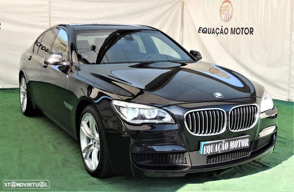 BMW 750 d xDrive Pack M - 5