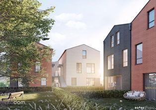 Mieszkanie 57,3 m2 z balkonem i ogródkiem - Duet