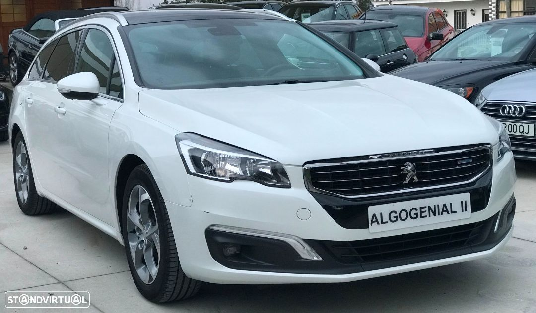 Peugeot 508 SW 1.6 BlueHDi Active EAT6 - 3