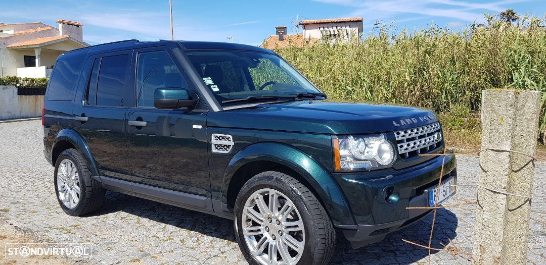 Land Rover Discovery - 30