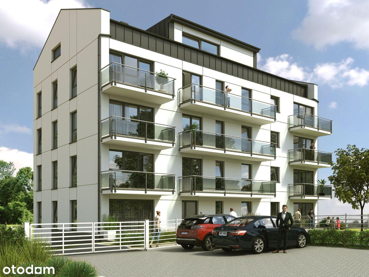 Nowe mieszkanie na Osiedlu Zacisze Etap II, A.3.8