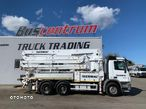 Mercedes-Benz Actros 2836 6x4 Sermac 36-5 m  Pompa do betonu Sermac 5Z36 m - 1
