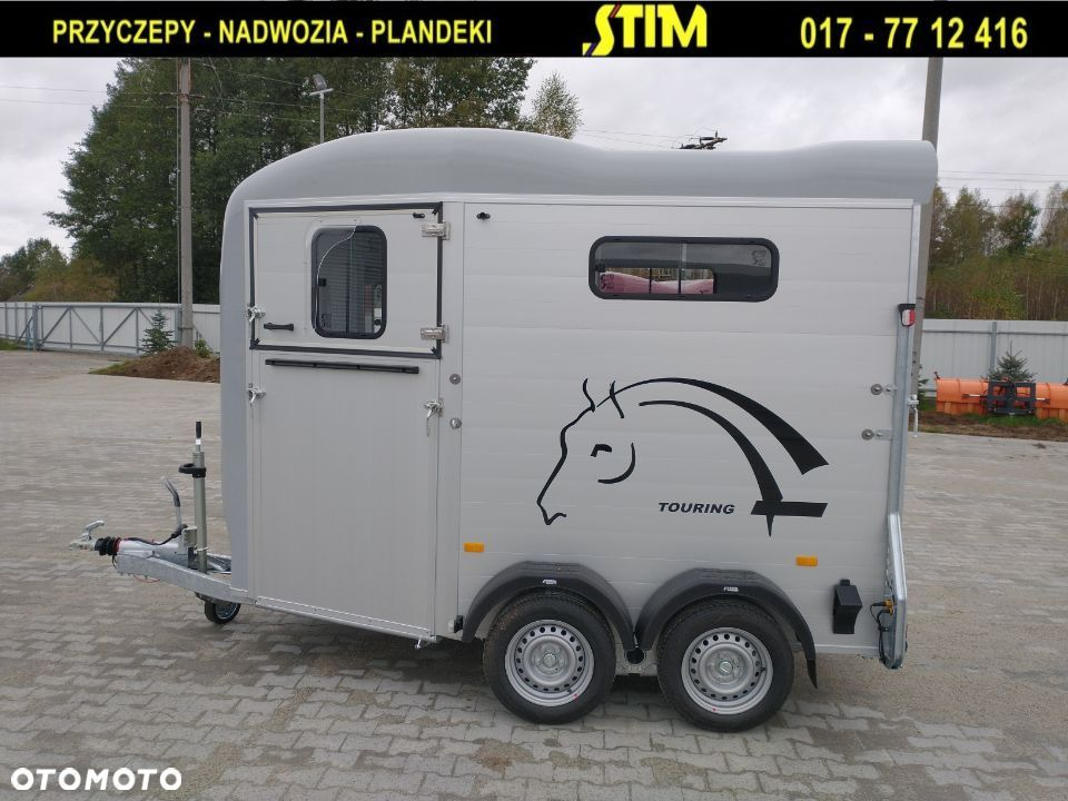Debon VDK20 - Cheval Liberte Gold Touring Country  DEBON, Touring Country, przyczepa dwukonna, o DMC 2000kg, - 2
