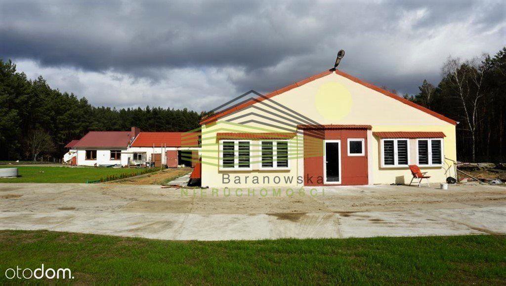 gospodarstwo rolne z fermą drobiu - Santoczno