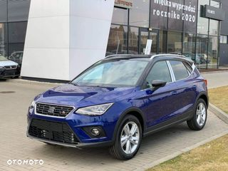 SEAT Arona FR 1.0 TSI 110 KM manual