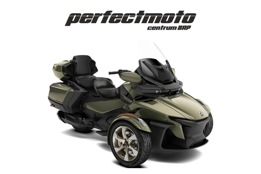 Can-Am Spyder Spyder RT Sea to Sky SE6 KAT. B Model 2021 - 1