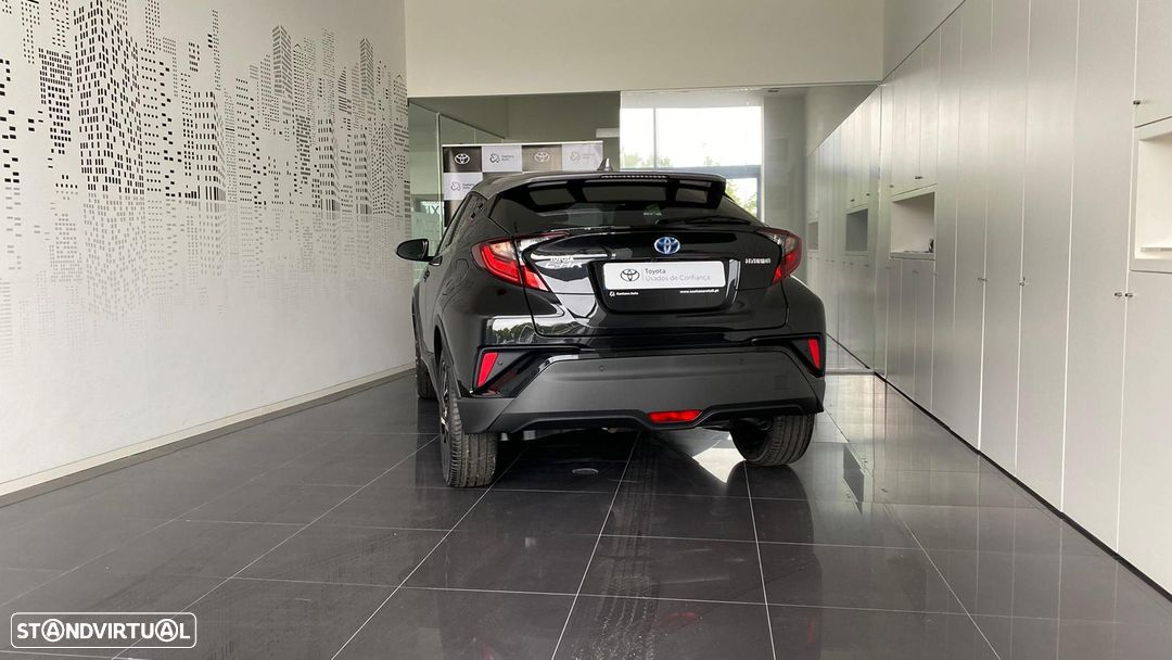Toyota C-HR 1.8 Hybrid Square Collection - 3