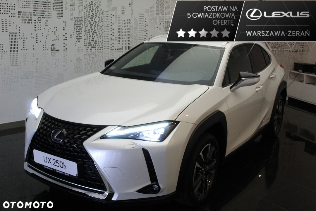 Lexus UX Lexus UX250h Business Edition leasing Smart Plan od 1221 netto - 4