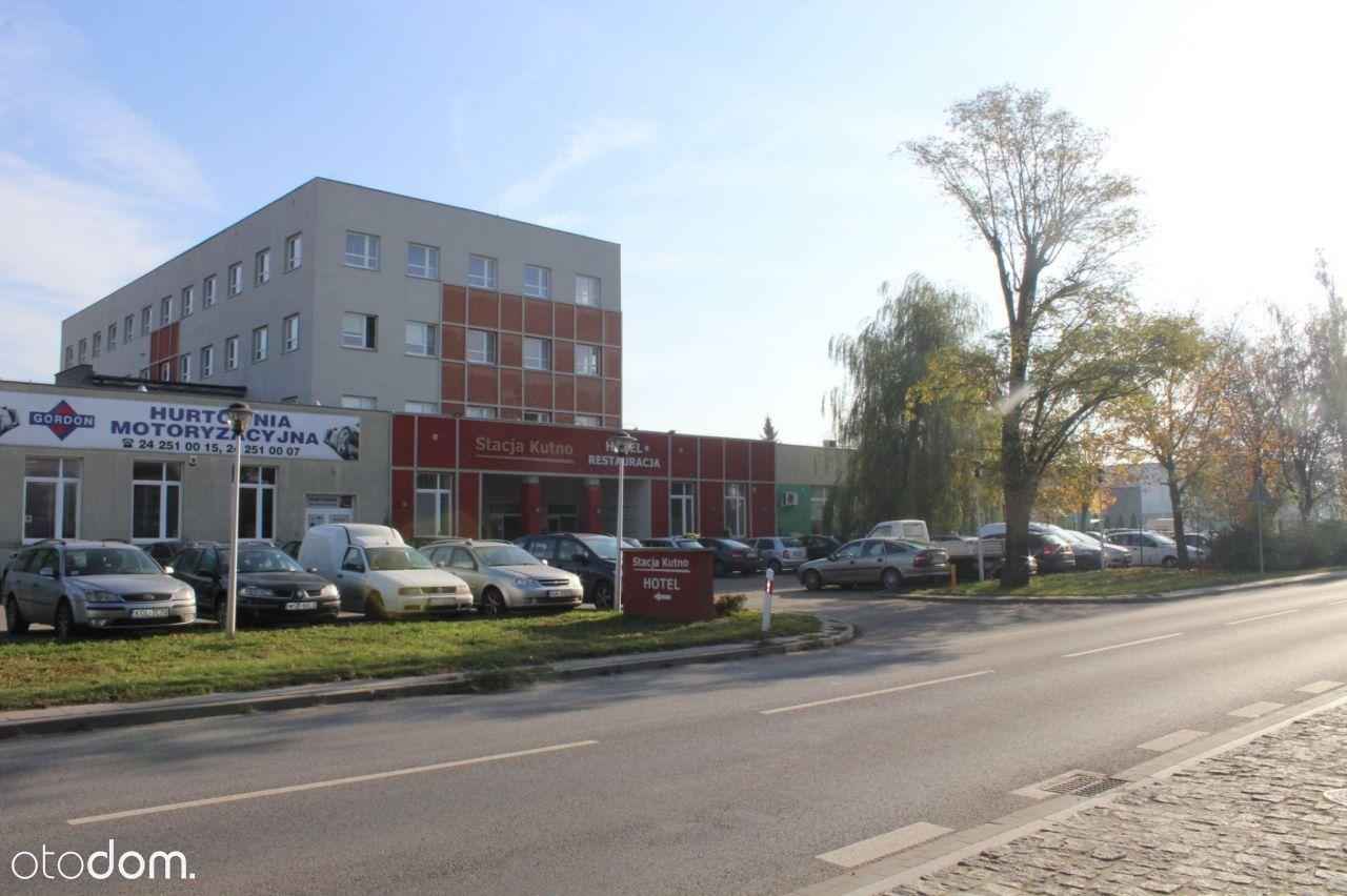 Budynek hotelowy w Kutnie