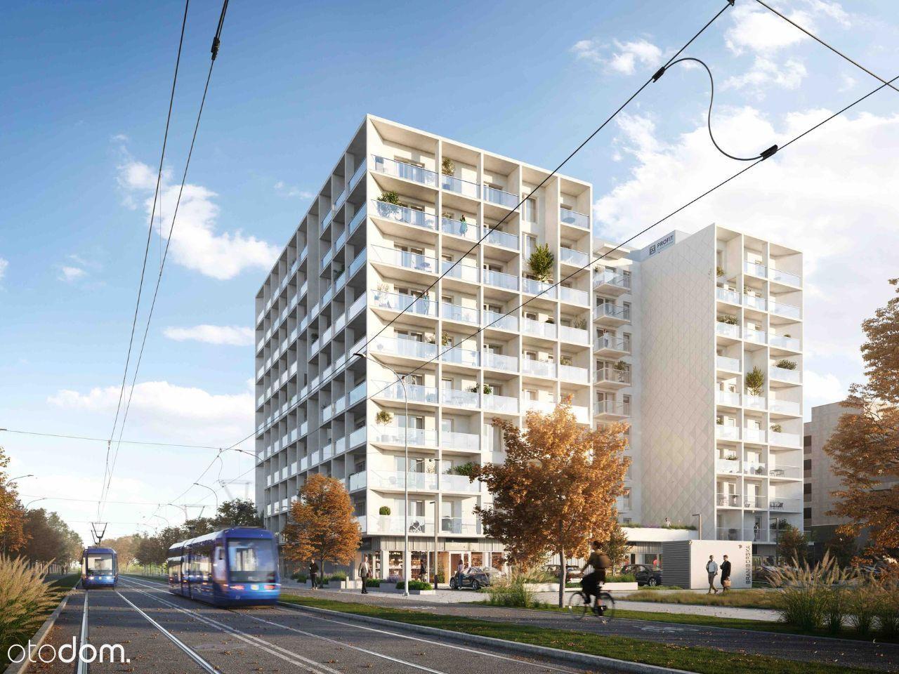 Wyjątkowe Mieszkanie w Inwestycji Braniborska A/78