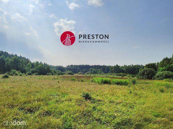 Działka rolna 9256 m2 w miejscowości Lesznowola