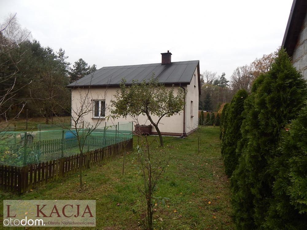 Dom, 50 m², Krzyżówki