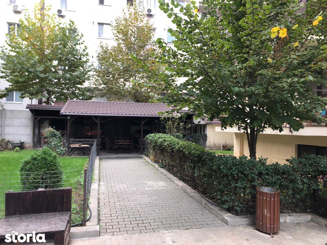 Apartament tip Studio la 5 minute de Metrou