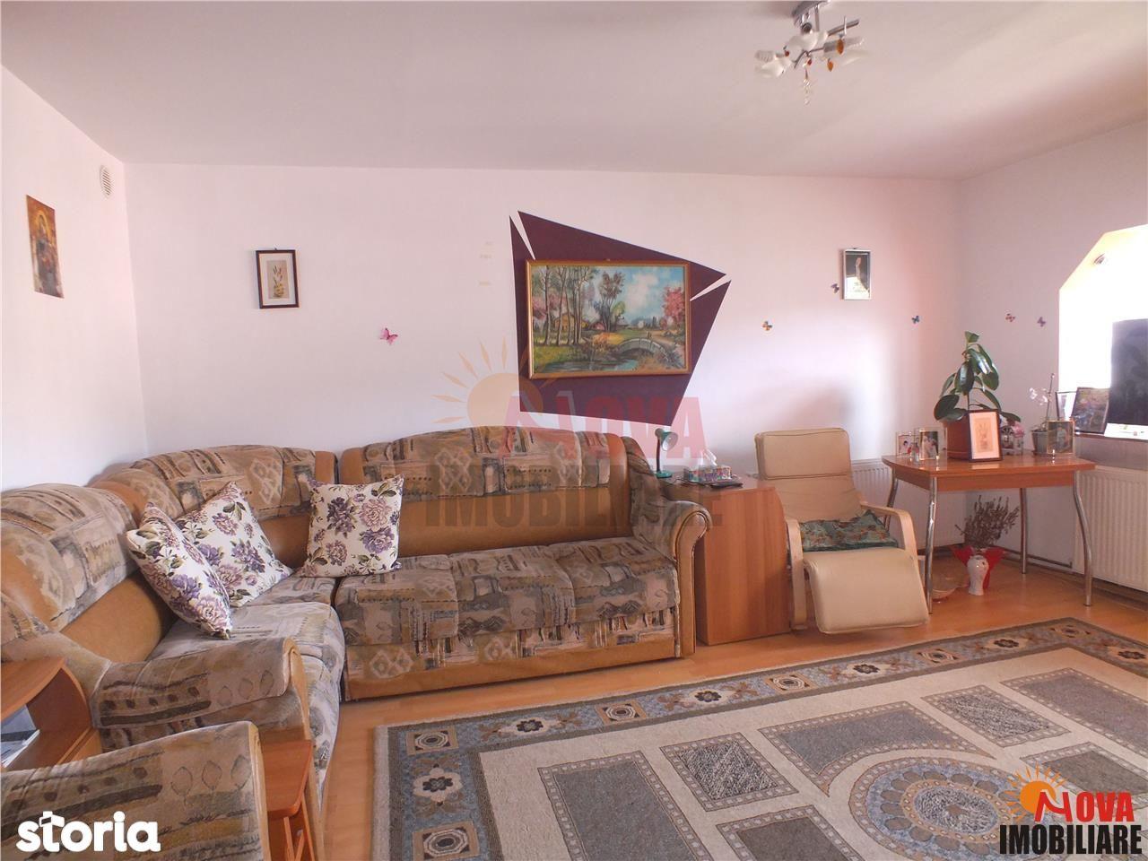 Noua - apartament 3 camere, bloc vila