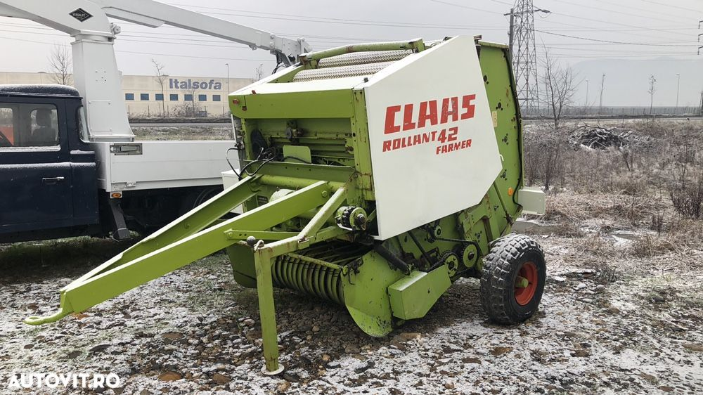 Claas rollant 42 - 3