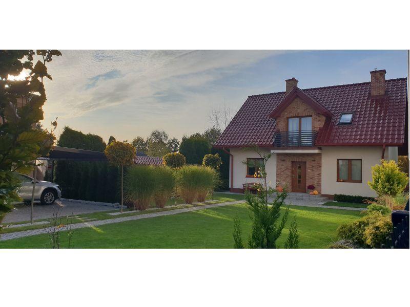 Energooszczędny i elegancki dom, dobra lokalizacja