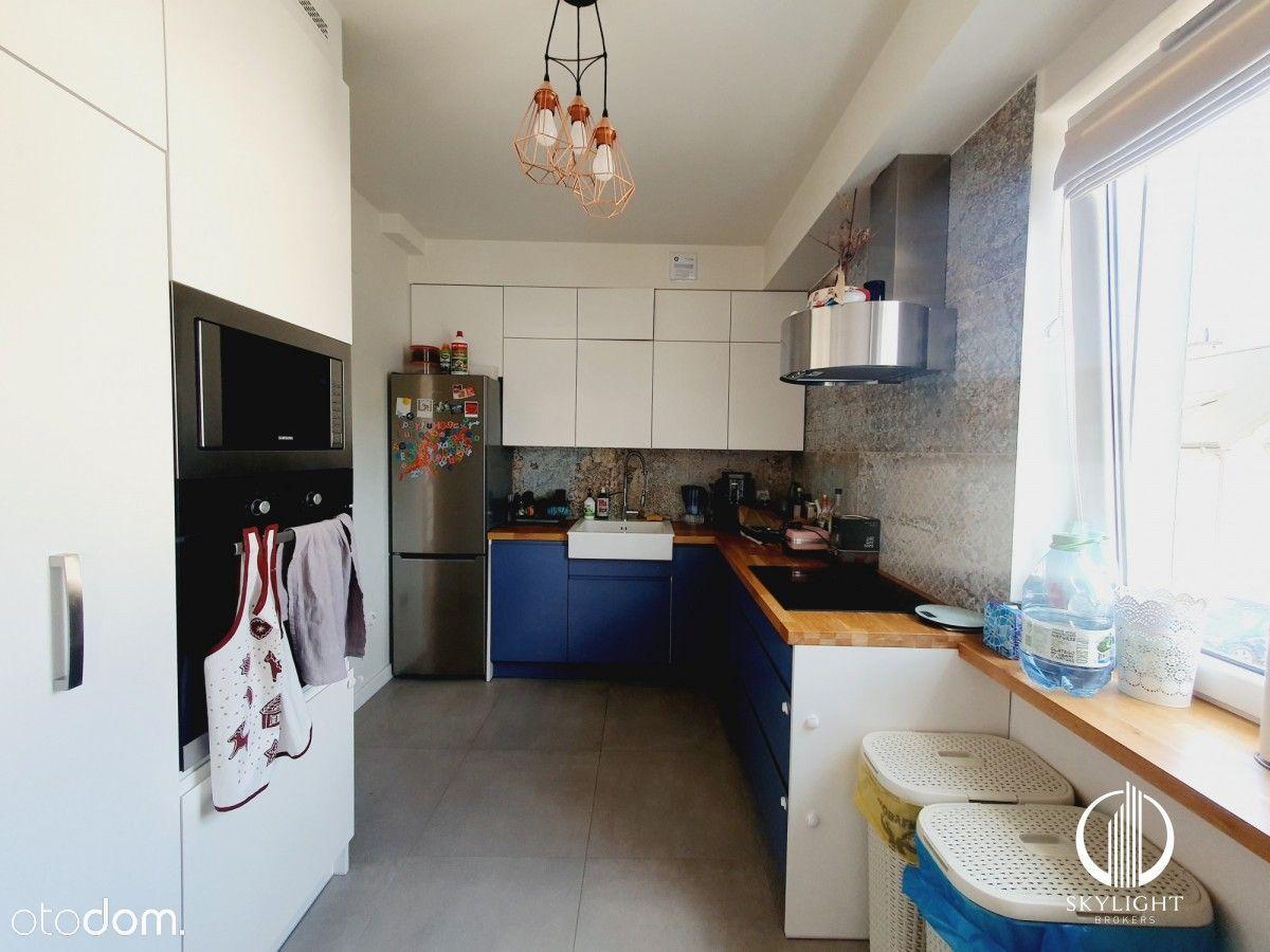 Dwupoziomowe mieszkanie 104 mkw w Kobyłce