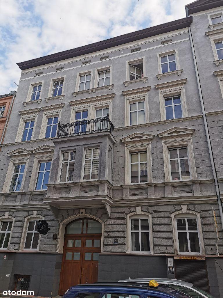 Wynajmę duża kawalerkę w centrum Poznania