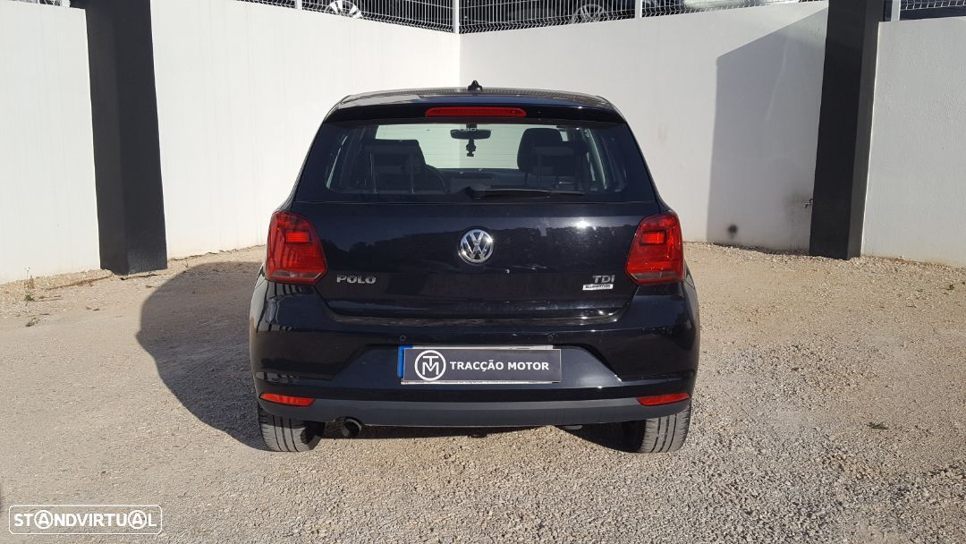 VW Polo 1.4 TDi Confortline - 8
