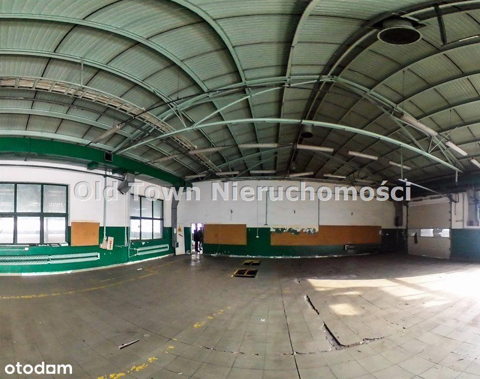Magazyn ok 450 m2 Lublin Mełgiewska