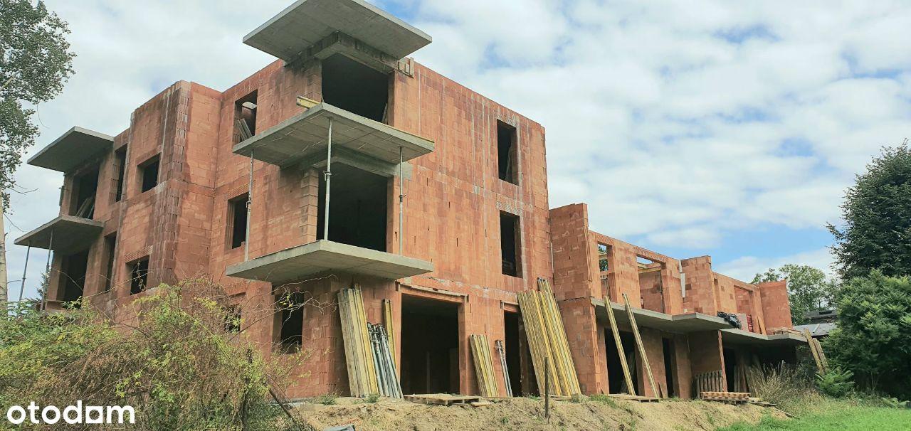Nowe przestronne mieszkanie z balkonem na południe