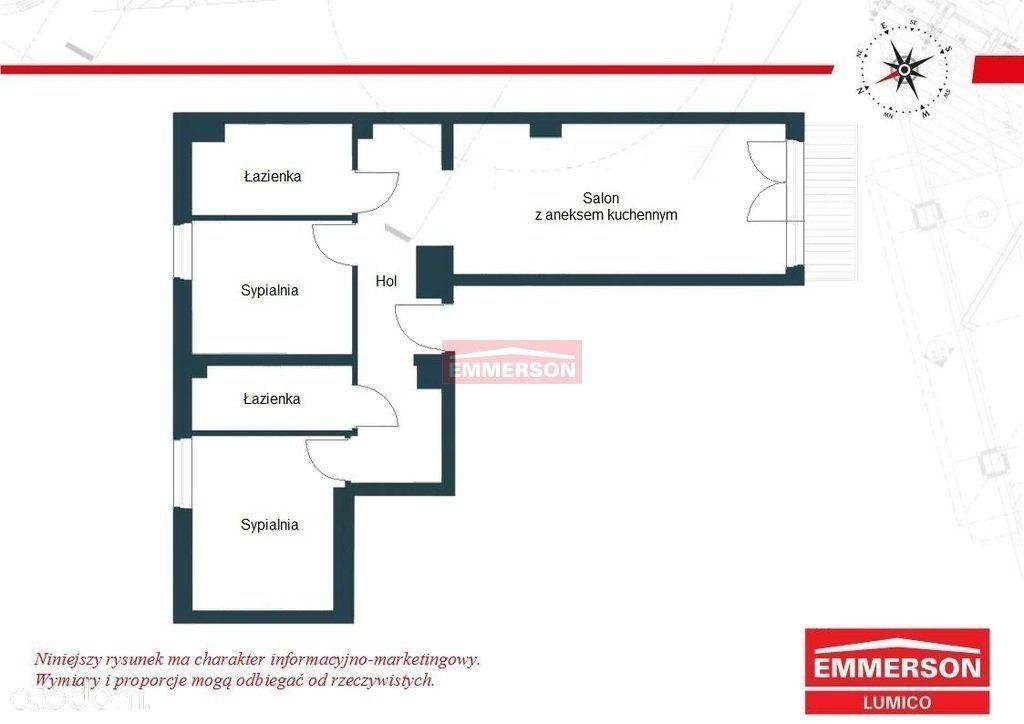 Mieszkanie 3 pokoje Prądnik Czerwony blisko centru