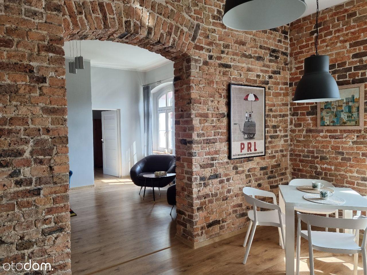 Stylowy apartament 61m2 w Parku