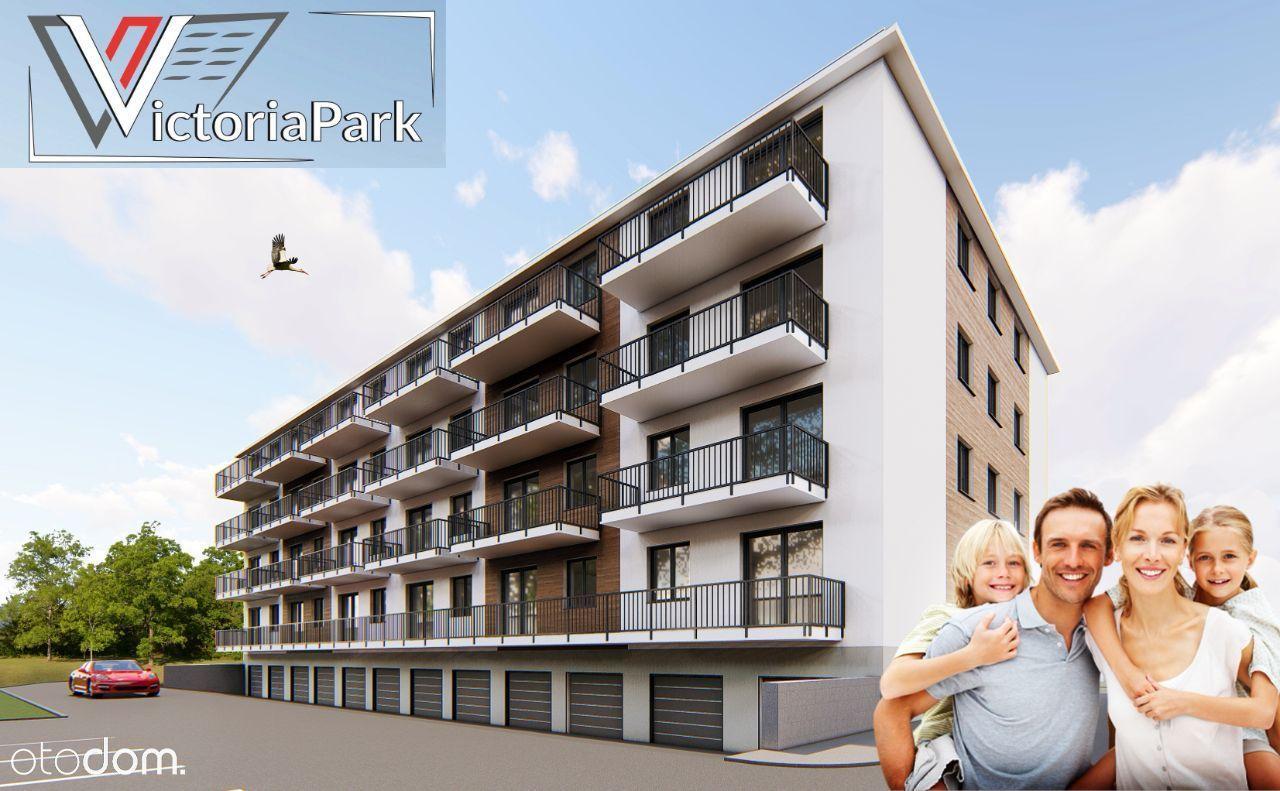 Victoria Park | mieszkanie 2-pokojowe | 46,67 m2