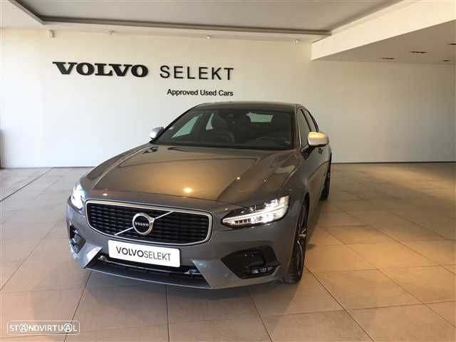 Volvo S90 2.0 D4 R-design geartronic - 1