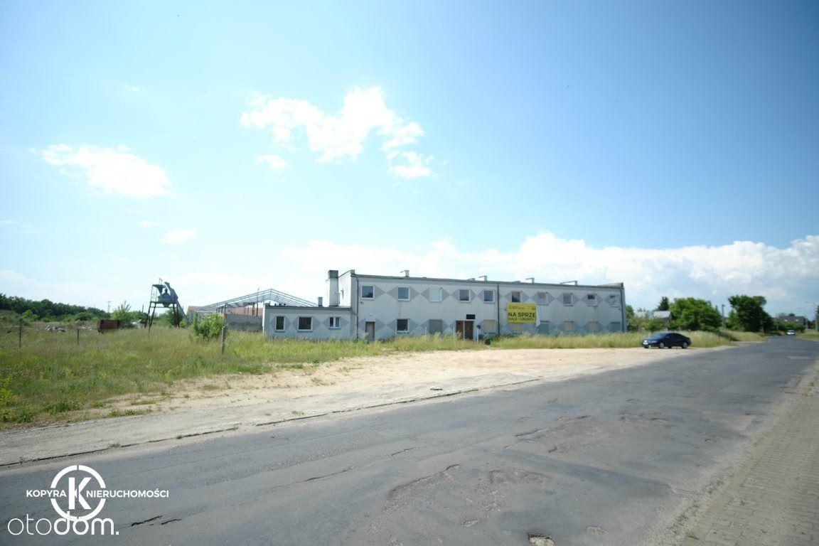 Budynek biurowo-administracyjny z Halą sprz/wynaj